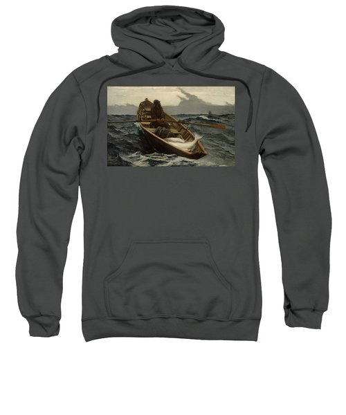 The Fog Warning  Sweatshirt