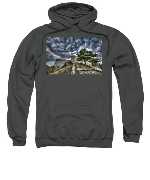 The Fortress The Tree The Clouds Sweatshirt