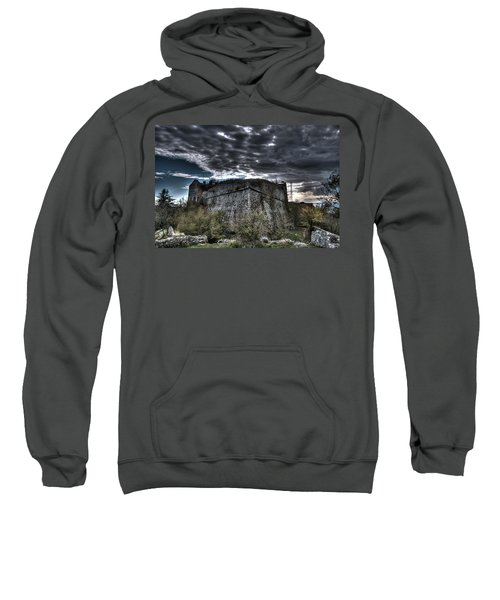 The Fortress The Trees The Clouds Sweatshirt