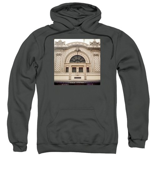 The Forum Cafeteria Facade Sweatshirt