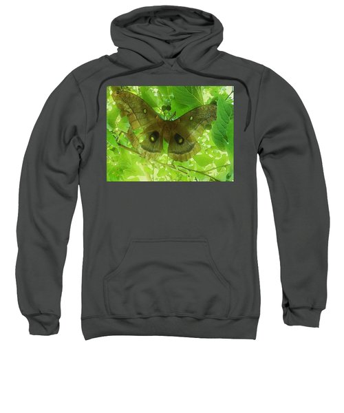 The Fourth Day-a Dying Giant.. Sweatshirt