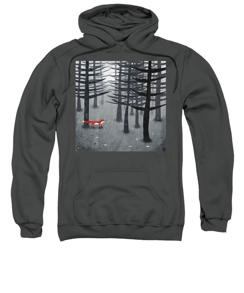 The Fox And The Forest Sweatshirt