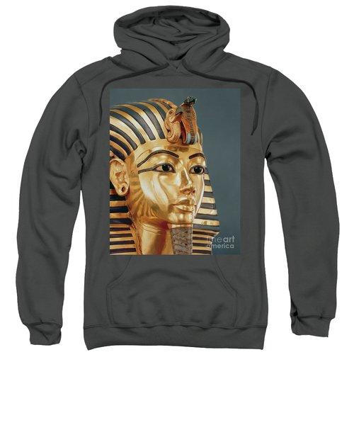 The Funerary Mask Of Tutankhamun Sweatshirt