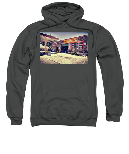 The Garage Sweatshirt