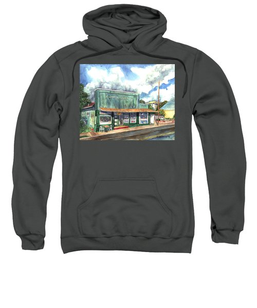 The Garcia Building Sweatshirt