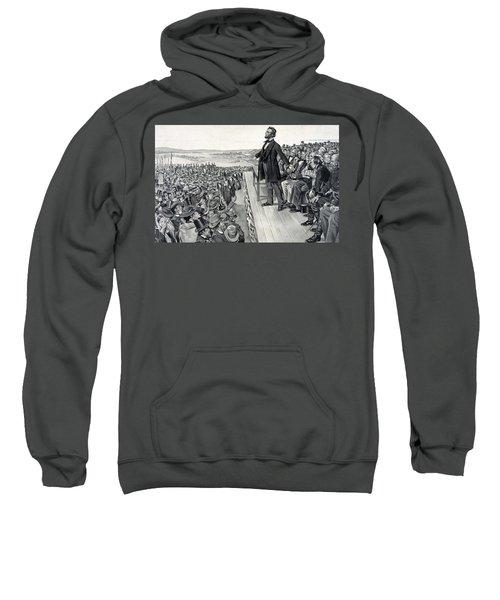 The Gettysburg Address Sweatshirt