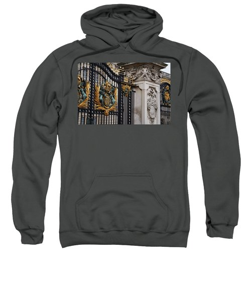 The Gilded Gate Sweatshirt by Andre Phillips