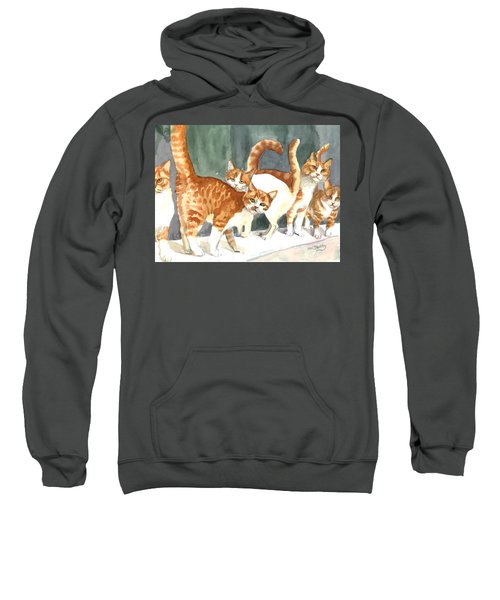 The Ginger Gang Sweatshirt