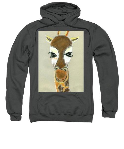 The Giraffe Sweatshirt