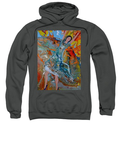 The Glory Of The Lord Sweatshirt
