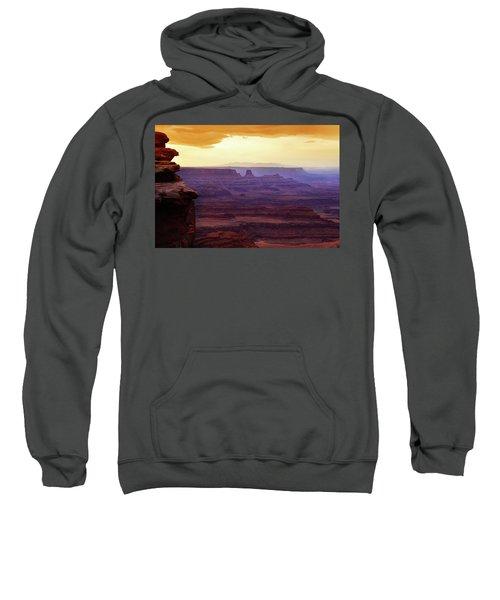 The Gold Light Of Dawn Sweatshirt