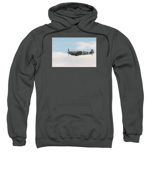 The Grace Spitfire Sweatshirt