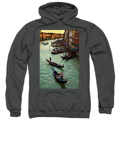 The Grand Canal Venice Sweatshirt