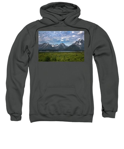 The Grand Tetons Sweatshirt