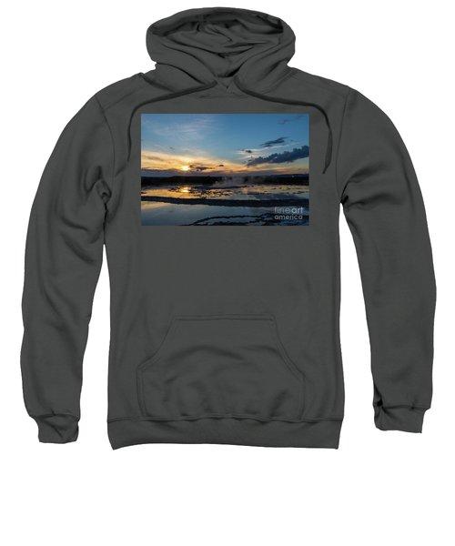 The Great Fountain Geyser Sweatshirt