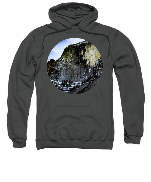The Great Wall Sweatshirt by Adam Morsa