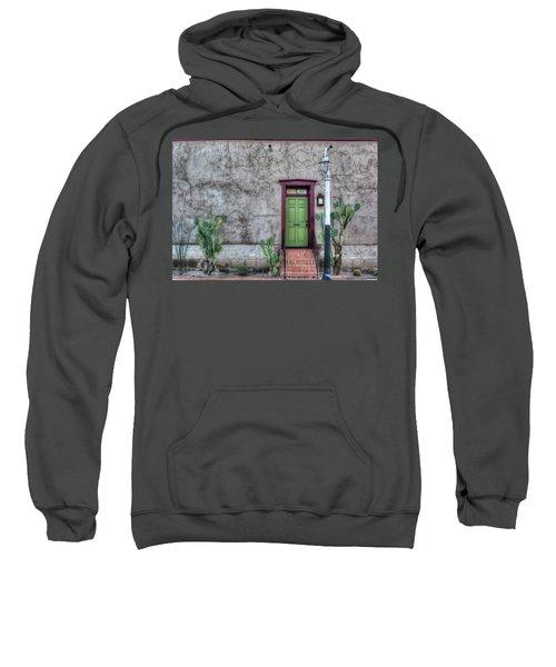 The Green Door Sweatshirt
