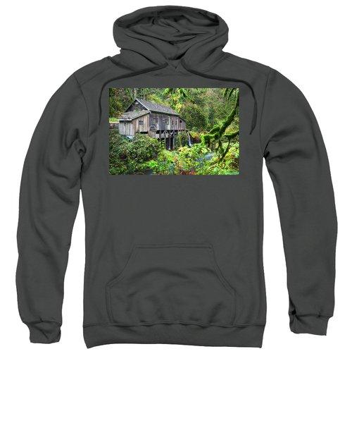 The Grist Mill, Amboy Washington Sweatshirt