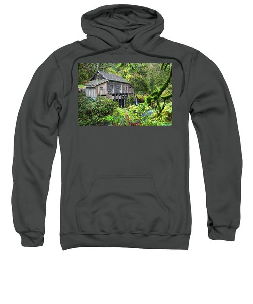 The Grist Mill, Amboy Washington Sweatshirt