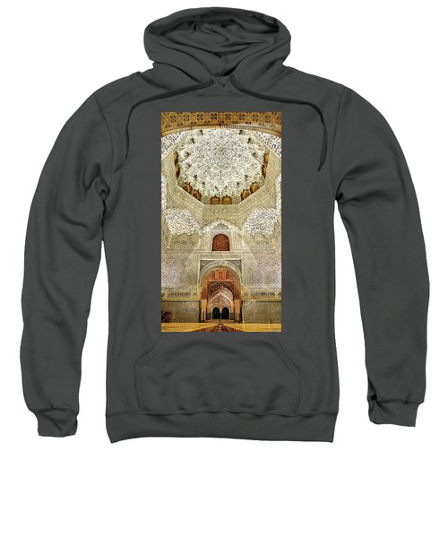 The Hall Of The Arabian Nights 2 Sweatshirt