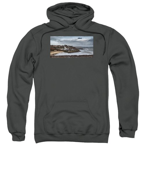 The Harbour Of Crail Sweatshirt by Jeremy Lavender Photography