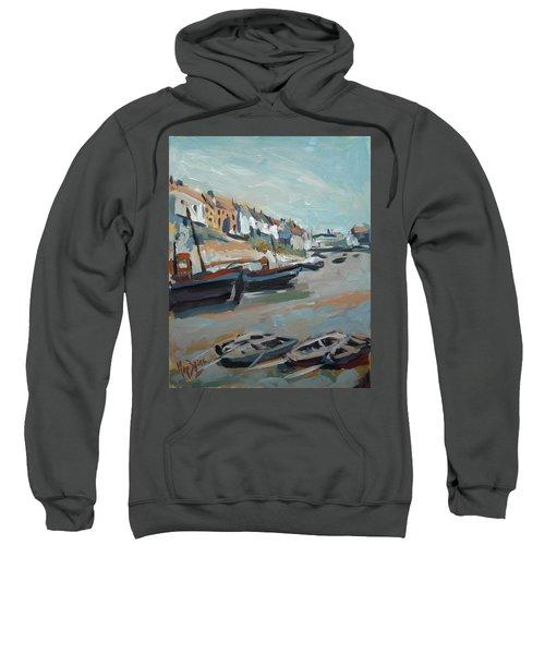The Harbour Of Mevagissey Sweatshirt