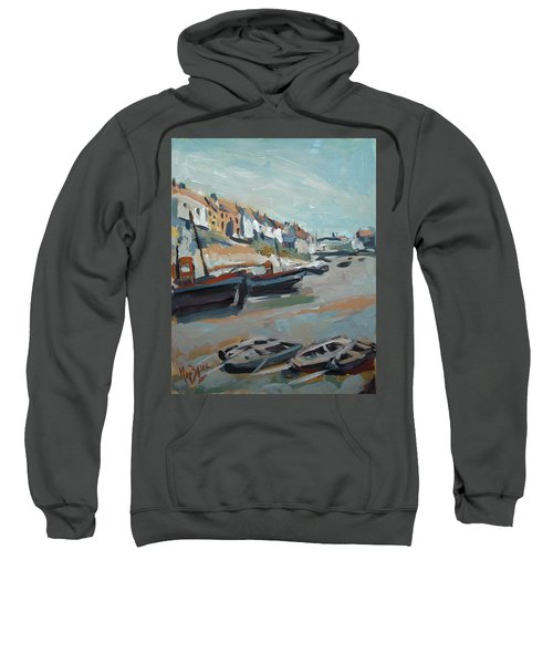The Harbour Of Mevagissey Sweatshirt