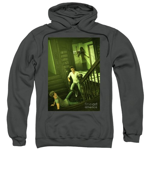 The Haunted Manor Sweatshirt