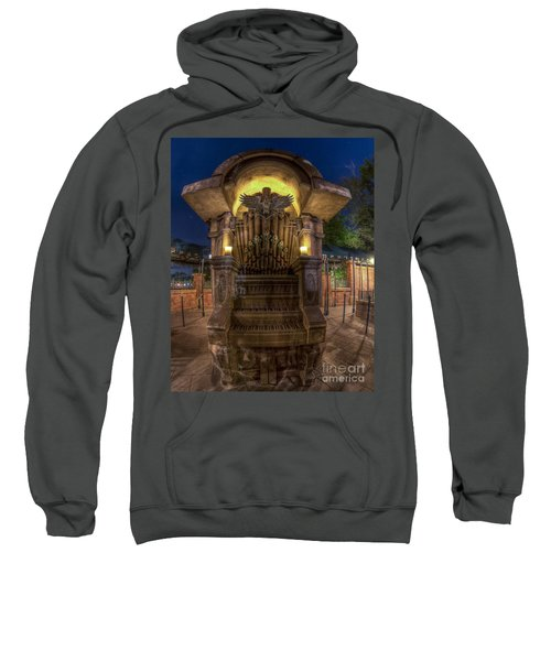The Haunted Organ Sweatshirt