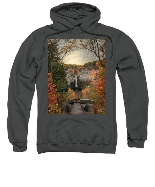 The Heart Of Taughannock Sweatshirt