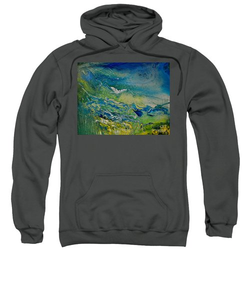 The Heavens And The Eart Sweatshirt