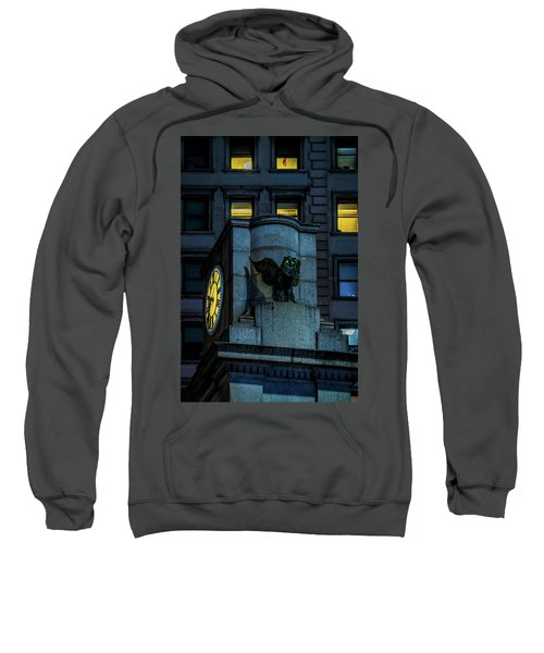 The Herald Square Owl Sweatshirt