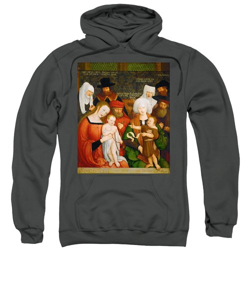 The Holy Kinship Sweatshirt