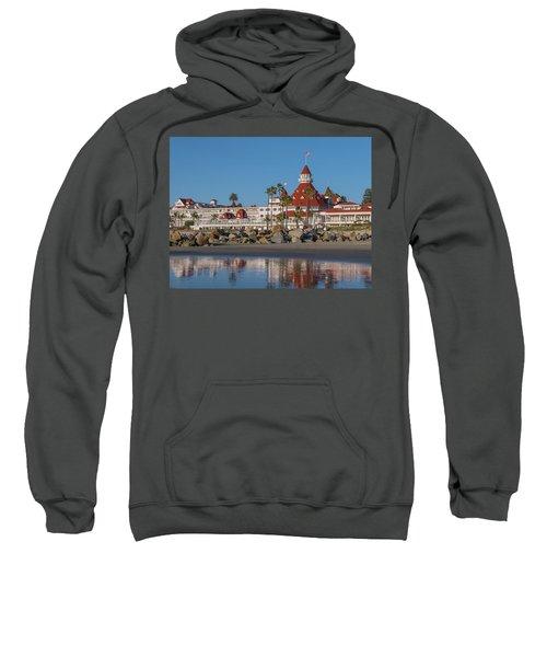The Hotel Del Coronado Sweatshirt