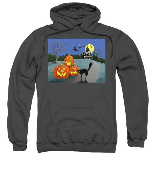 The House On Cemetery Hill Sweatshirt