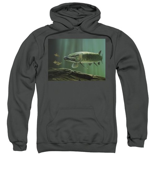 The Hunter - Musky Sweatshirt