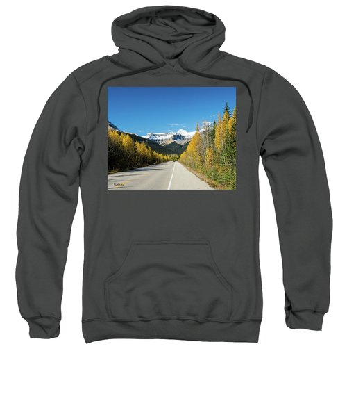 The Icefields Parkway Sweatshirt