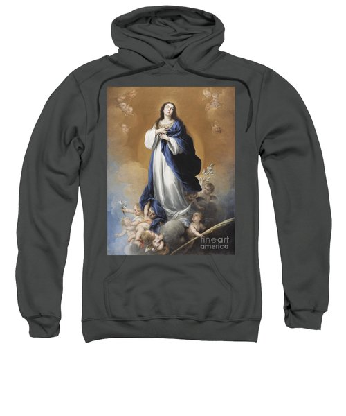 The Immaculate Conception  Sweatshirt