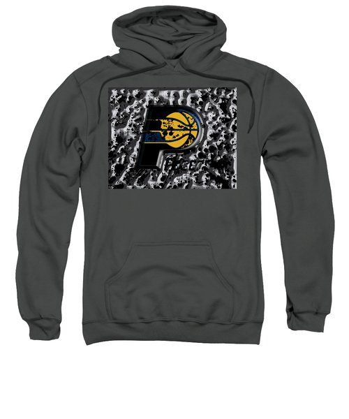 The Indiana Pacers Sweatshirt by Brian Reaves
