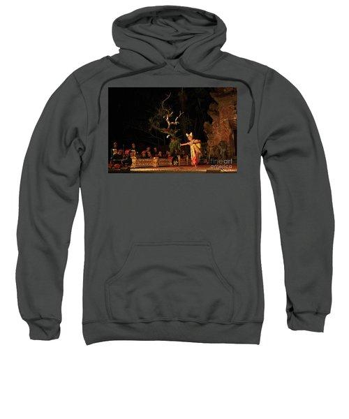The Island Of God #8 Sweatshirt