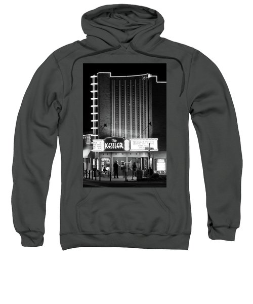 The Kessler V2 091516 Bw Sweatshirt
