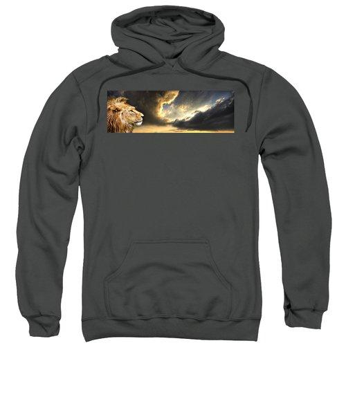 The King Of His Domain Sweatshirt