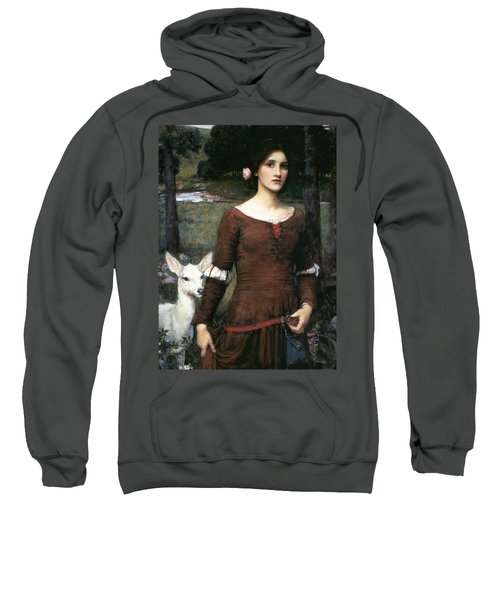The Lady Clare Sweatshirt