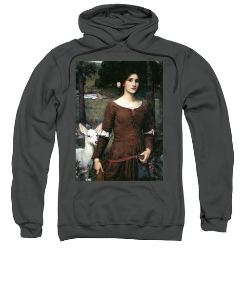 The Lady Clare Sweatshirt