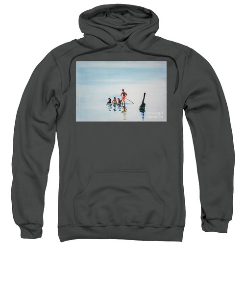 The Last Post Sweatshirt