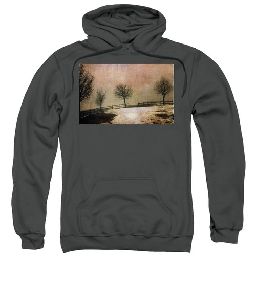 The Last Snow Sweatshirt