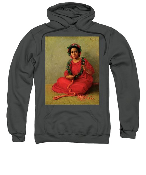 The Lei Maker Sweatshirt