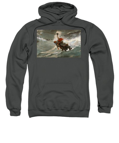 The Life Line Sweatshirt
