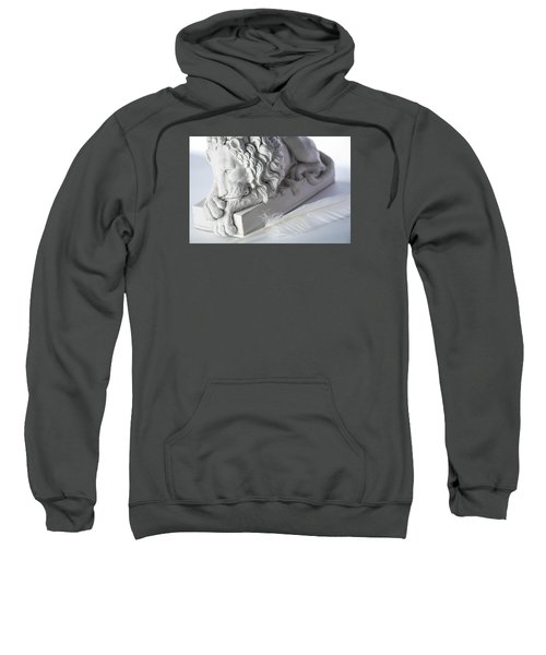 The Lion And The Feather Sweatshirt