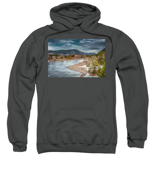 The Little Fisherman Sweatshirt